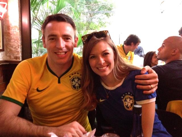 Vai Brasil!