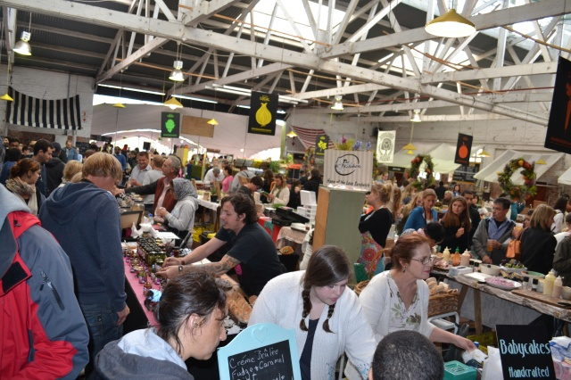 Food Market!