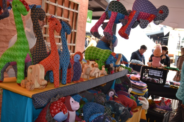Toys and textiles.