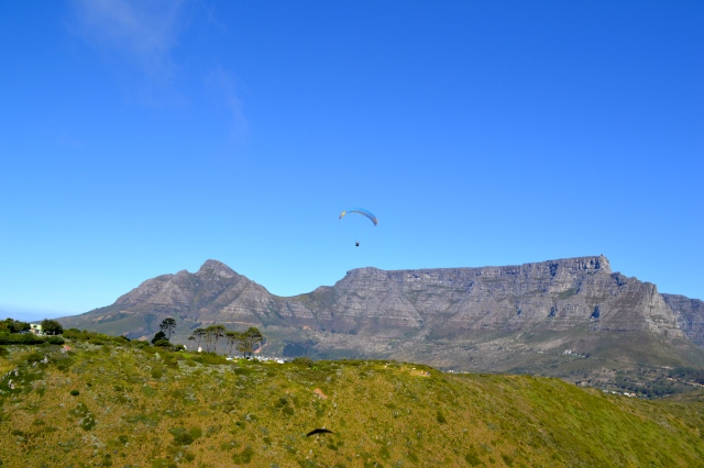 Table Mountain in the background.