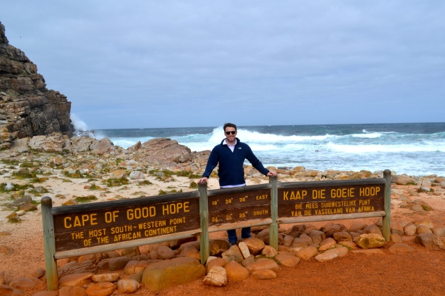 At the Cape of Good Home!