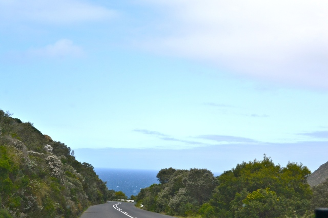 Such a pretty drive.