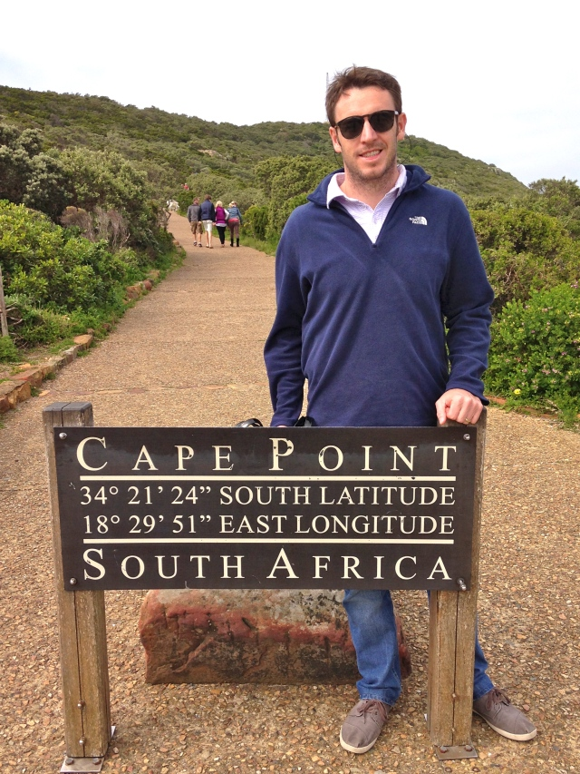 Cape Point!