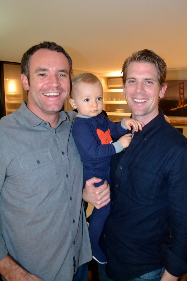 Colt with Joe & Jake.