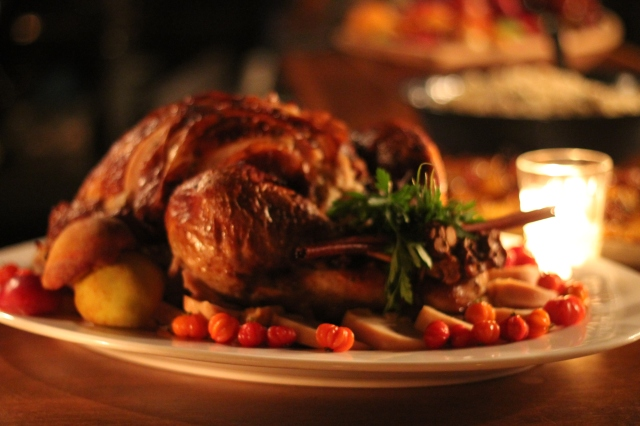 Amaze turkey.