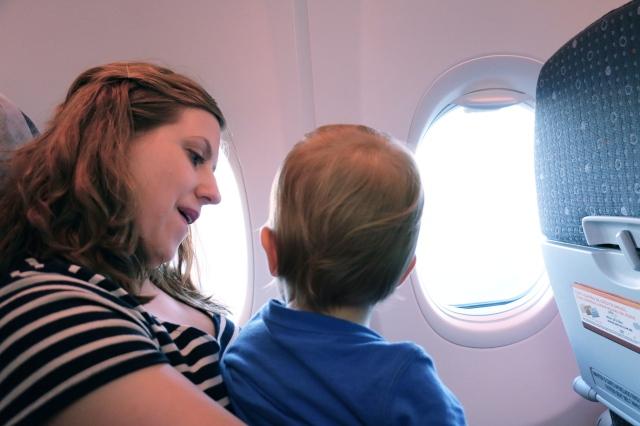 Plane buddies.