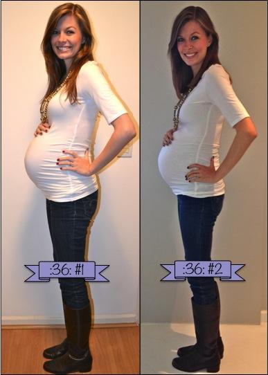 36 Weeks!