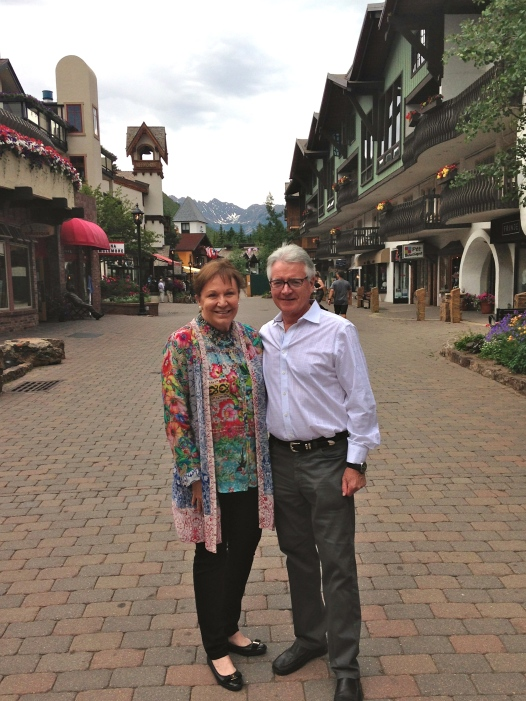 Downtown Vail!