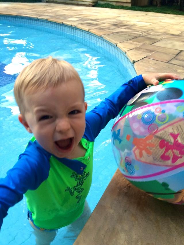 Pool time!